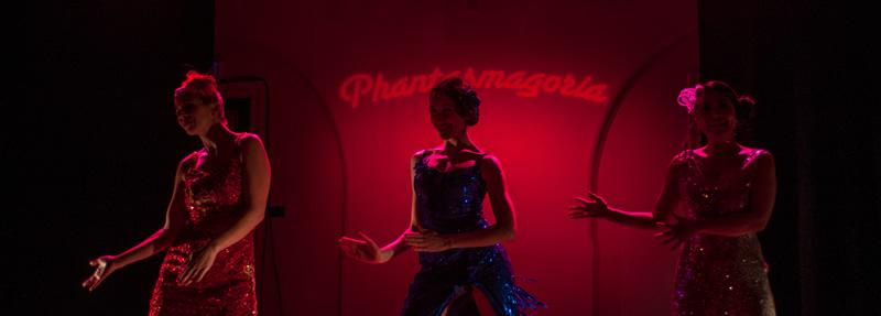 Ms Paolinis Phantasmagoria Cabaret