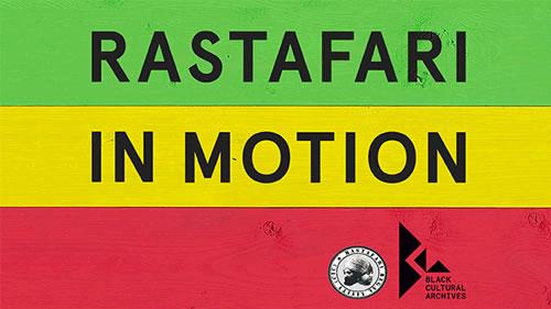 Rastafari In Motion